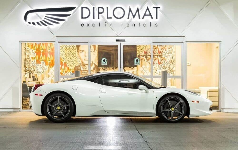 Lamborghini Gallardo Spyder - Luxury & Exotic Car Rental ...