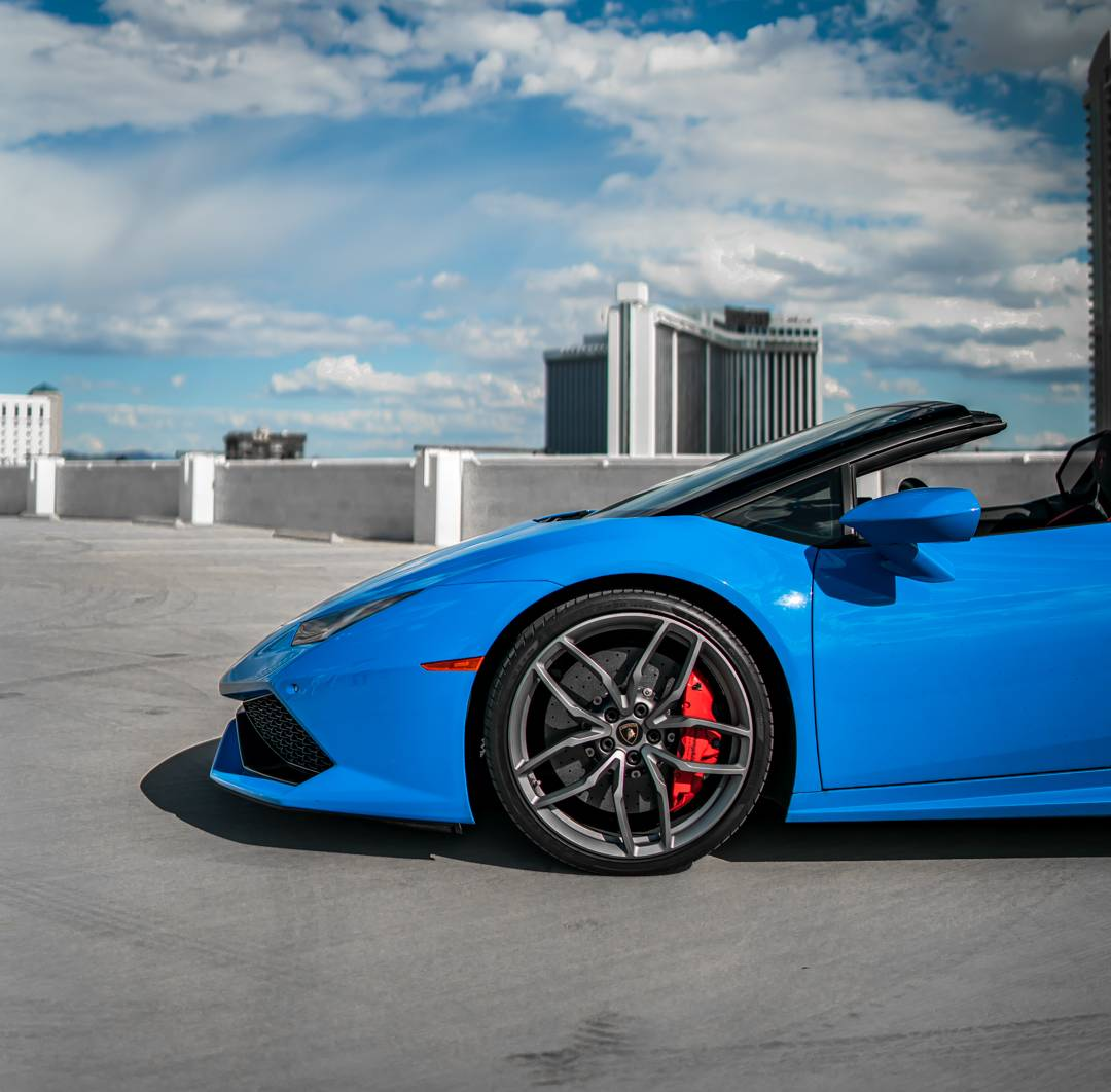 Luxury & Exotic Car Rental Las